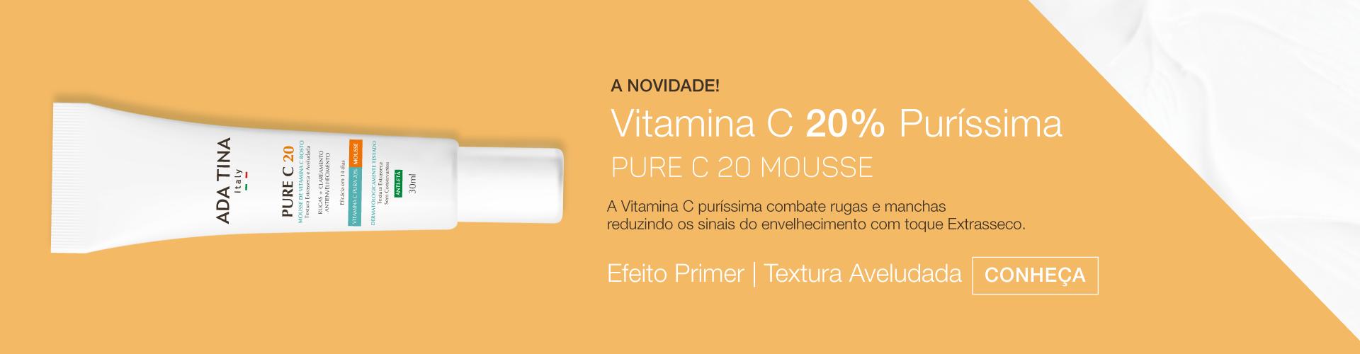 Pure C 20 Mousse