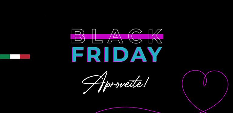 Banner Mobile - Black Friday