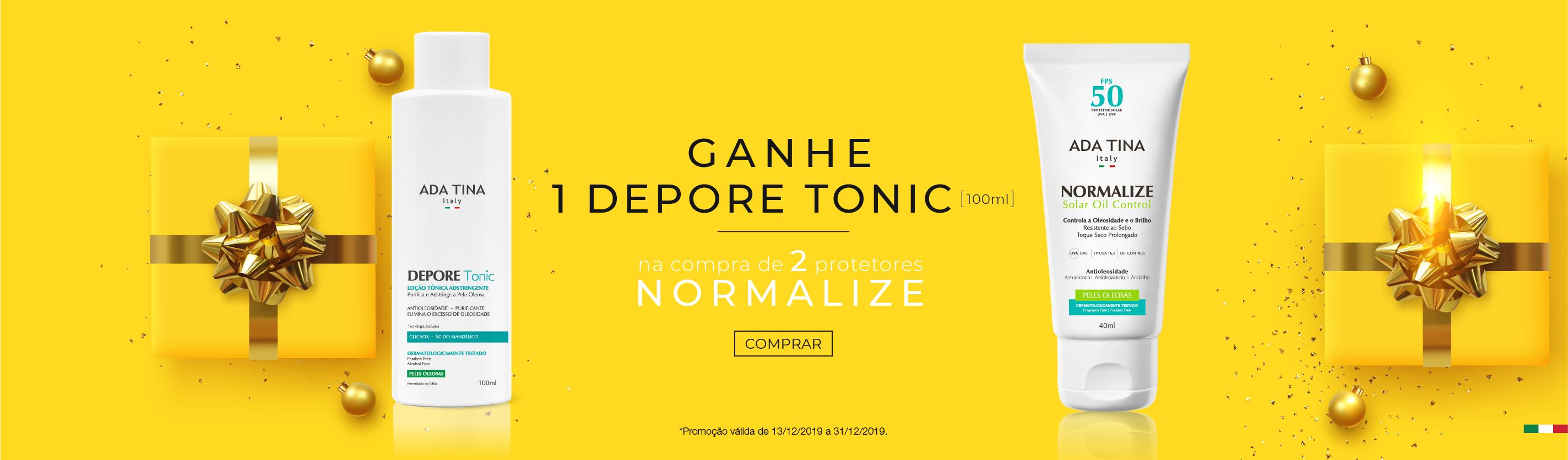MÉDIO GANHE DEPORE TONIC 100ML