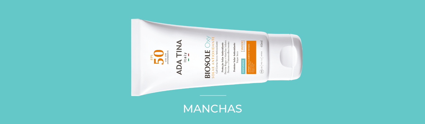 Banner Médio - Rosto / Manchas