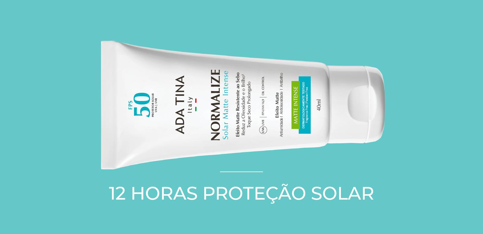 Banner Mobile - Proteção Solar / Normalize