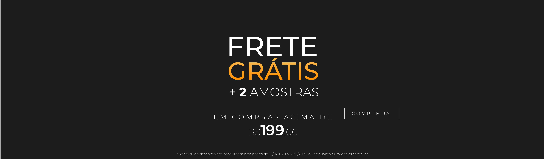 FRETE GRÁTIS BLACK FRIDAY MÉDIO