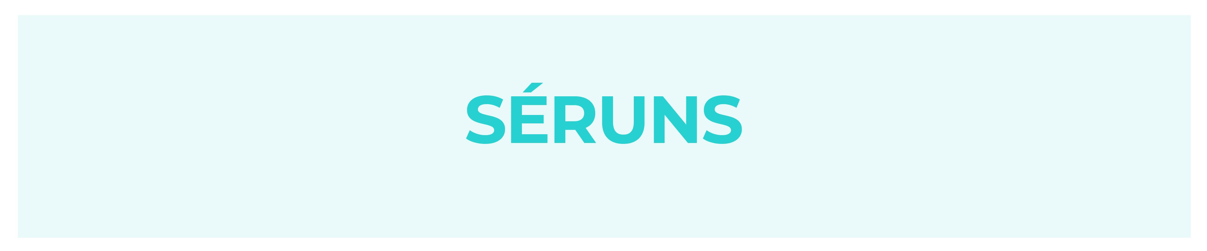 Banner Desktop - Sérum