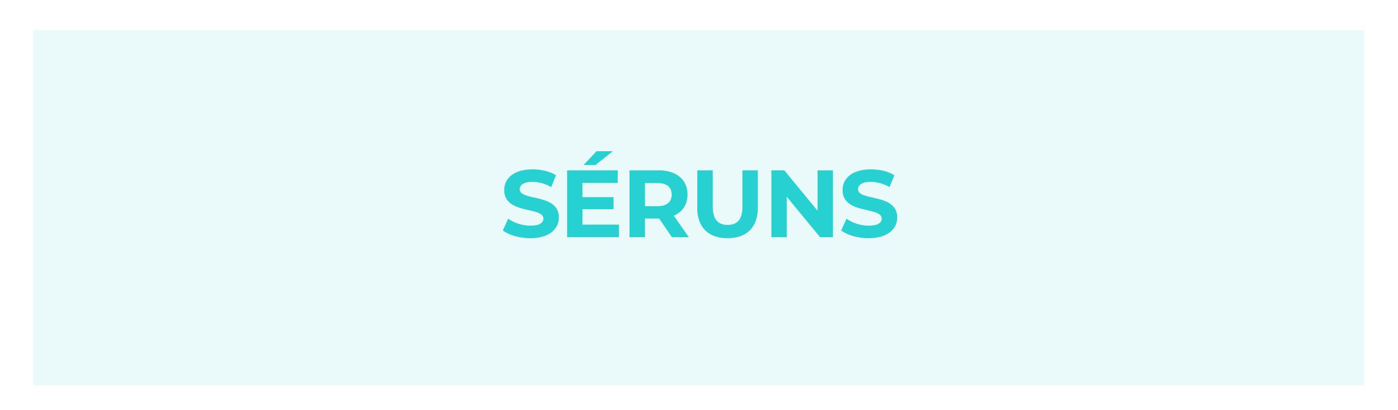 Banner Médio - Sérum