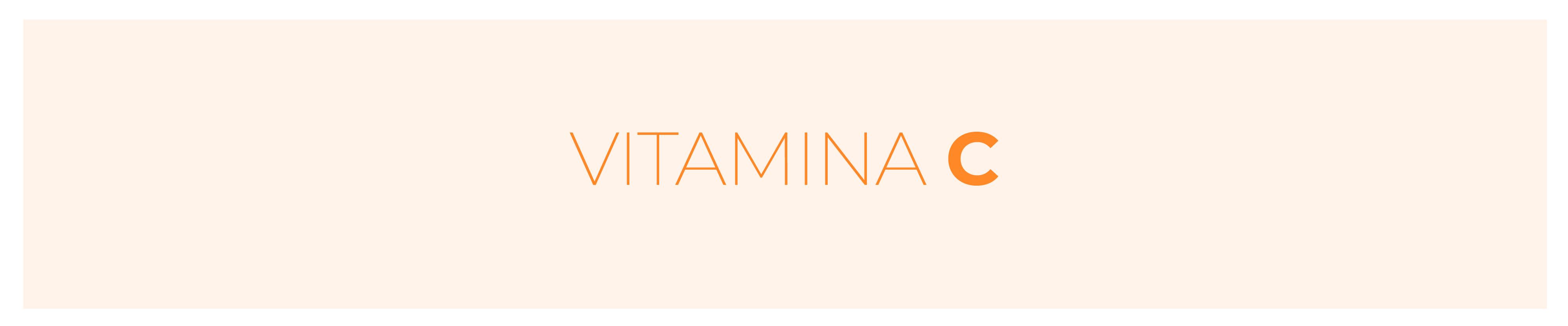 Banner Desktop - Vitamina C